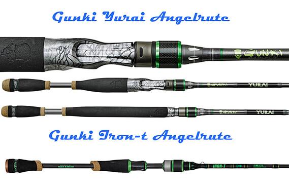 Hochwertige Angelrute von Gunki