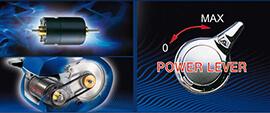 Daiwa Power Lever