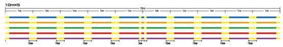 Veragass X4 HP Farbschema