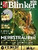 Blinker Zeitschrift 10-2017 Oktober mit Gratisheft