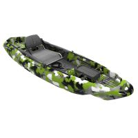 3Waters Angelkajak Big Fish 105 Green Camo