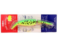 Believer lure crankbait jointed fire tiger 20cm