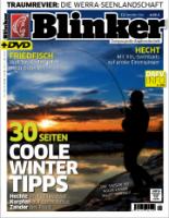 Blinker Zeitschrift 12-2014 Dezember mit DVD