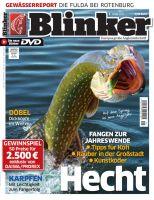 Blinker Zeitschrift 11-2015 November mit DVD