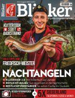 Blinker Zeitschrift 08-2018 August