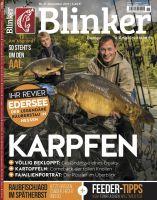 Blinker Zeitschrift 11-2017 November mit Gratisheft