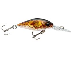 Cormoran Wobbler Belly Diver Mini Brown Transparent