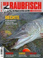 Der Raubfisch Magazin 06-2016 November-Dezember mit DVD