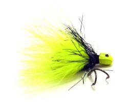 Eumer Spintube Leech Yellow Black