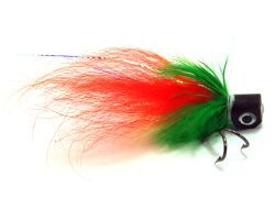 Eumer Spintube Minnow Green Orange