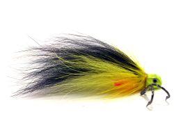 Eumer Spintube Minnow Yellow Black