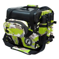 Feelfree Camo Crate Bag Tasche lime