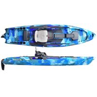 FeelFree Dorado 125 Fishing kayak Overdrive ready