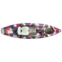 FeelFree Kajak Lure 10  Pink Camo