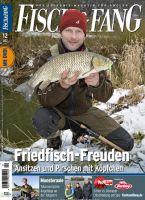 Fisch & Fang Magazin 12-2016 Dezember mit DVD