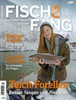 Fisch & Fang Magazin 02-2017 Februar mit DVD