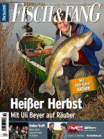 Fisch & Fang Magazin 10-2013 Oktober mit DVD