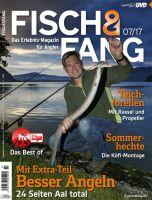 Fisch & Fang Magazin 07-2017 Juli mit DVD