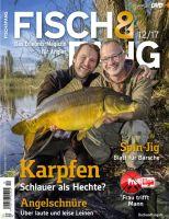 Fisch & Fang Magazin 12-2017 Dezember mit DVD