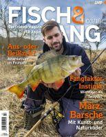 Fisch & Fang Magazin 03-2018 März mit DVD