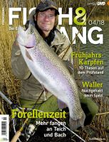 Fisch & Fang Magazin 04-2018 April mit DVD