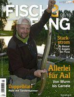 Fisch & Fang Magazin 05-2018 Mai mit 2 DVDs