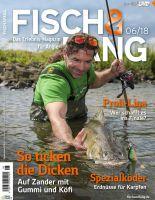 Fisch & Fang Magazin 06-2018 Mai mit DVD