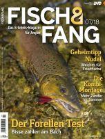 Fisch & Fang Magazin 07-2018 Juli mit DVD
