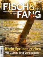 Fisch & Fang Magazin 09-2018 August mit DVD
