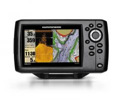 Humminbird Helix 5 CHIRP DI GPS G2 DualBeam Plus Fishfinder