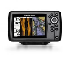 Humminbird Helix 5 DI SI GPS DualBeam Plus Fishfinder