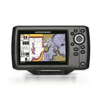 Humminbird Helix 5 Chirp GPS G2 DualBeam Plus Fischfinder Echolot