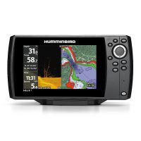 Humminbird Helix 7 CHIRP Mega DI GPS Fischfinder Echolot