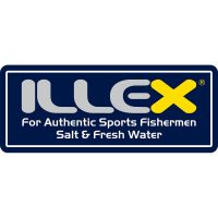 Illex Aufkleber Logo 15cm