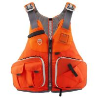 NRS Angler-Schwimmweste Raku Fishing PFD Orange