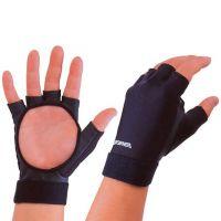 Owner Sensitive Gloves Handschuhe für Angler schwarz