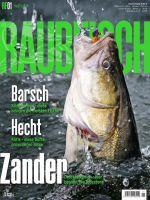 Der Raubfisch Magazin 01-2018 Januar/Februar mit DVD