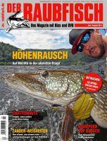 Der Raubfisch Magazin 04-2017 Juli/August mit DVD