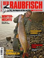Der Raubfisch Magazin 06-2017 November/Dezember mit DVD