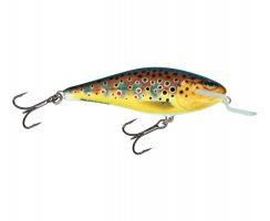 Salmo Executor Wobbler Shallow Runner T Trout  5cm