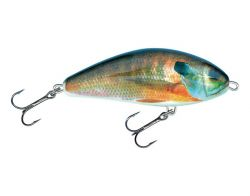 Salmo Fatso Wobbler Pullbait RS real sunfish
