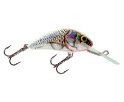 Salmo Hornet Wobbler silver white shad SWS