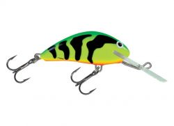 Salmo Hornet 9 Wobbler green tiger GT