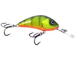 Salmo Rattlin Hornet Wobbler Hot Perch HP  schwimmend 6,5cm 20g