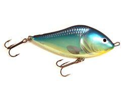 Salmo Slider Jerkbait Glider blue herring BBH