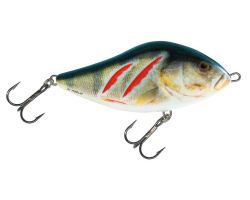 Salmo Slider Jerkbait Glider Wounded Perch WRPH