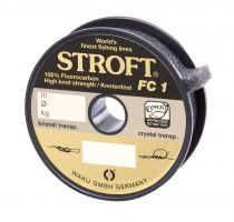 Schnur STROFT FC1 Fluorocarbon 100m  0,240mm-5,2kg