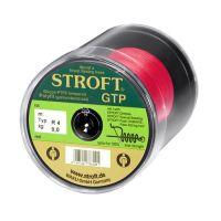 Schnur STROFT GTP Typ R Geflochtene 500m rot  R2-0,18mm-5,5kg