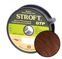 Schnur STROFT GTP Typ R Geflochtene 50m dunkelbraun