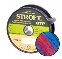 Schnur STROFT GTP Typ R Geflochtene 50m multicolor  R7-0,300mm-18kg